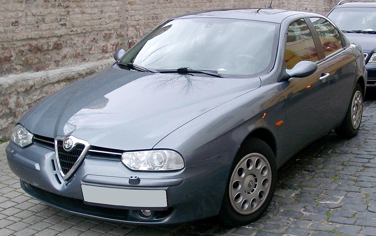 Image of ALFA-ROMEO 156