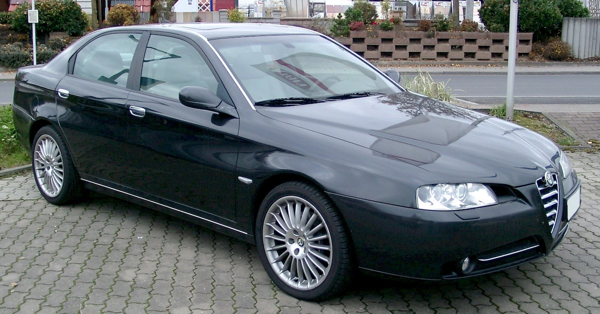 Image of ALFA-ROMEO 166