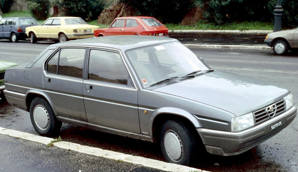 Image of ALFA-ROMEO 90