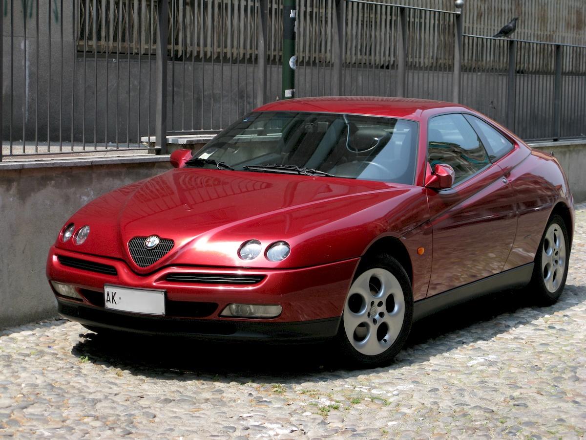 Image of ALFA-ROMEO GTV