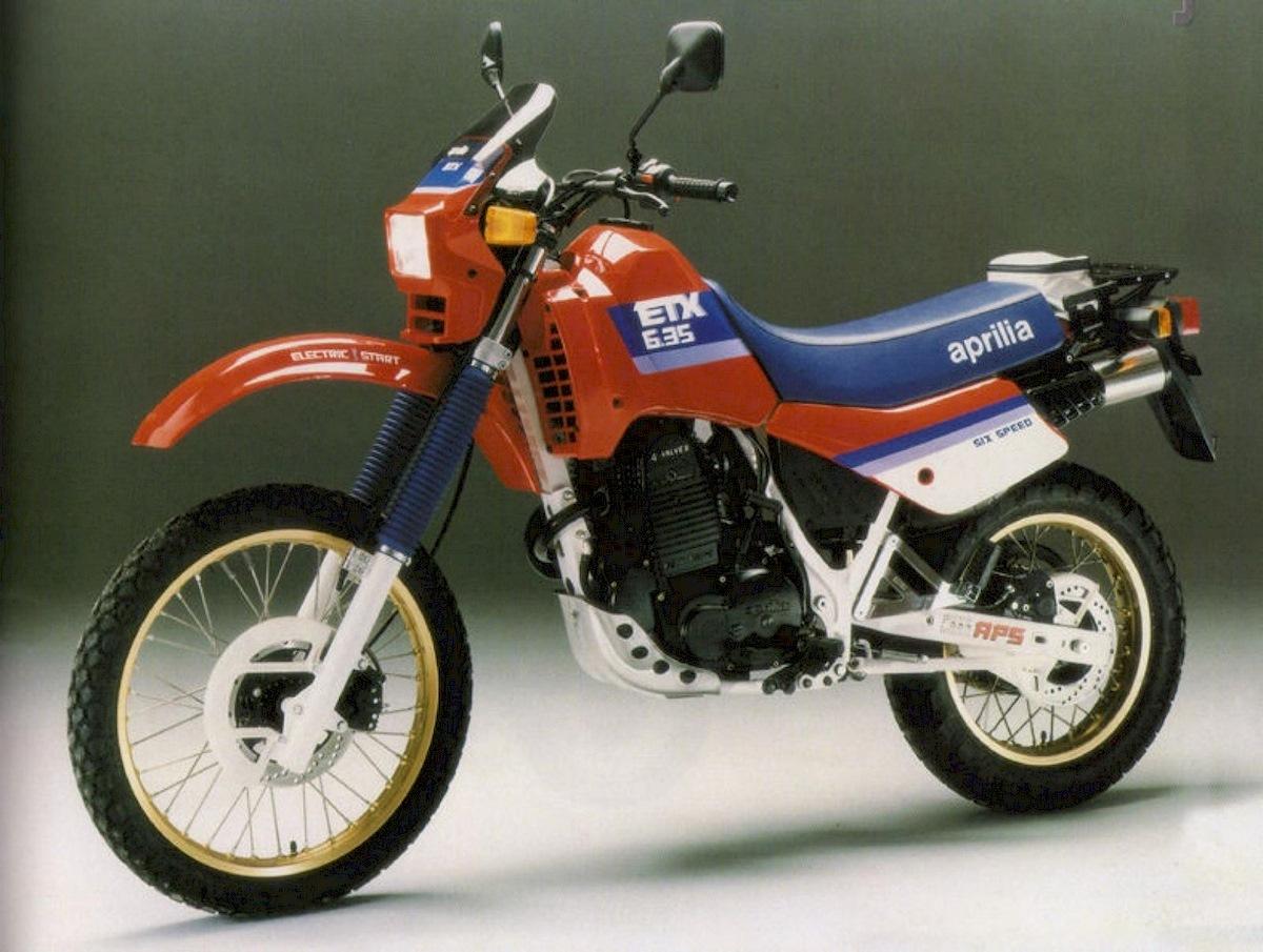 Image of APRILIA ETX 600