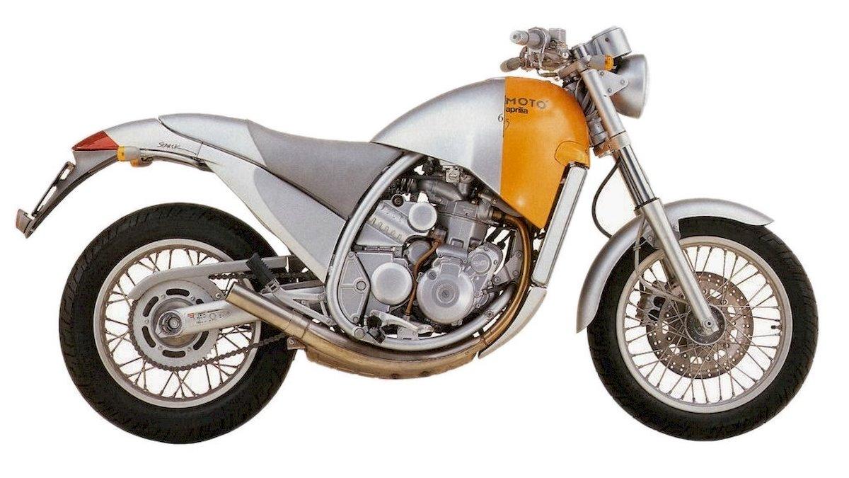 Image of APRILIA MOTO 6.5