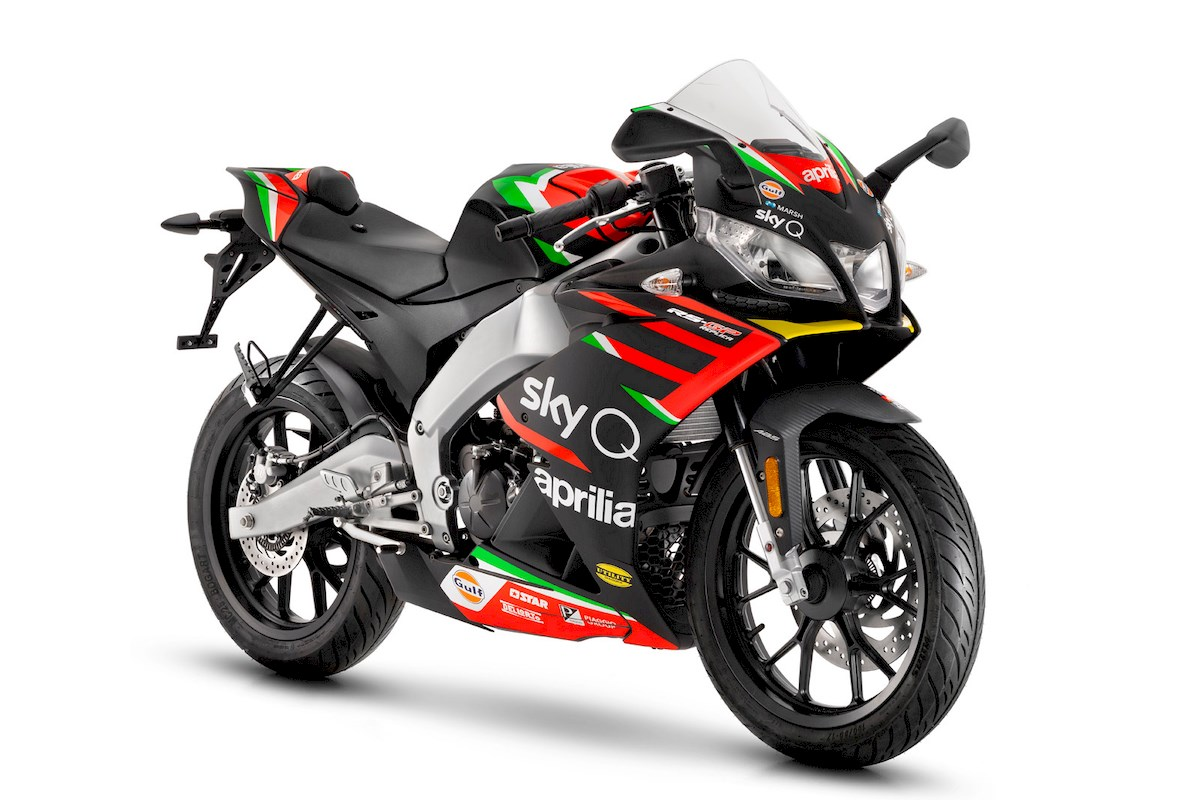 Image of APRILIA RS4 125