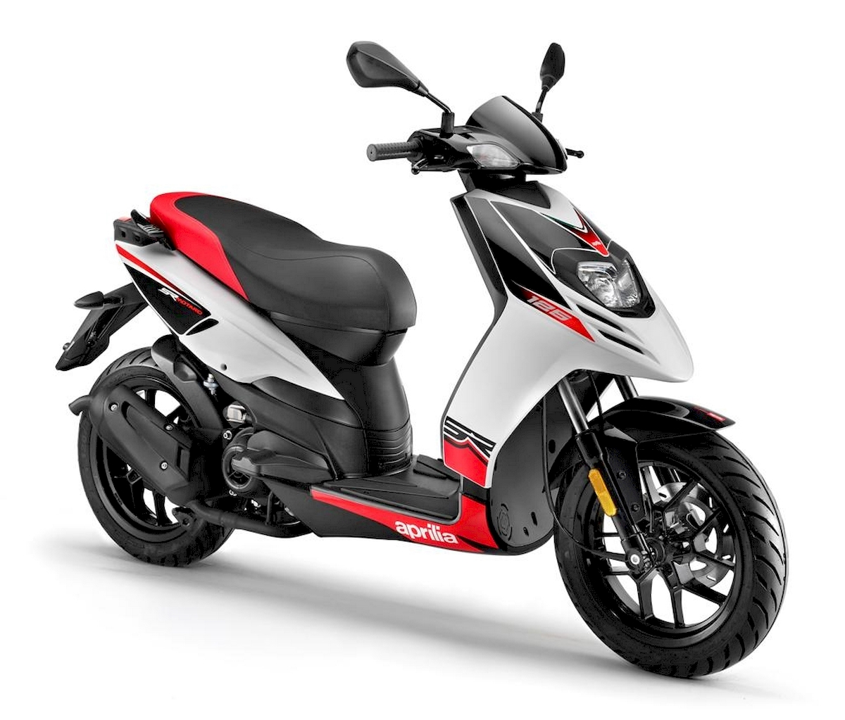 Image of APRILIA SR MOTARD 125