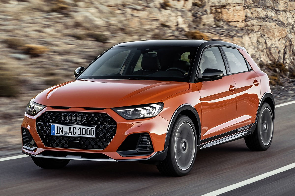 Image of AUDI A1