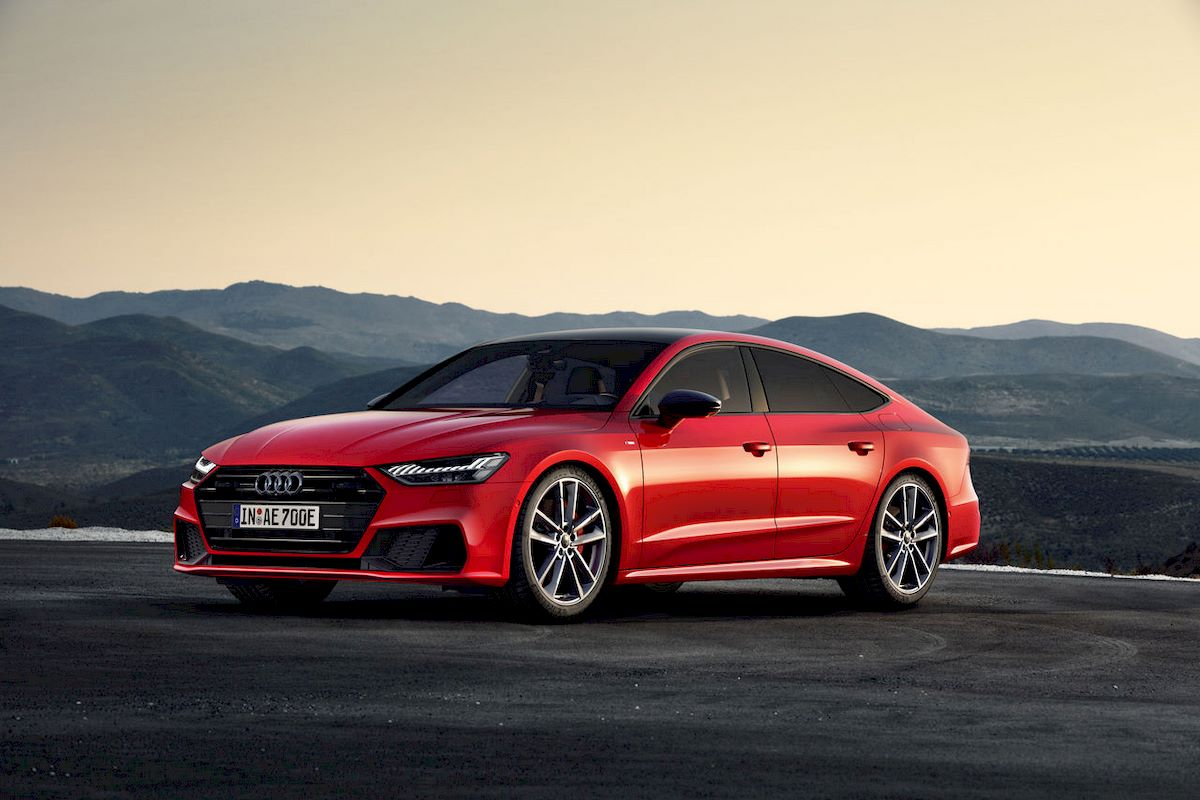 Image of AUDI A7
