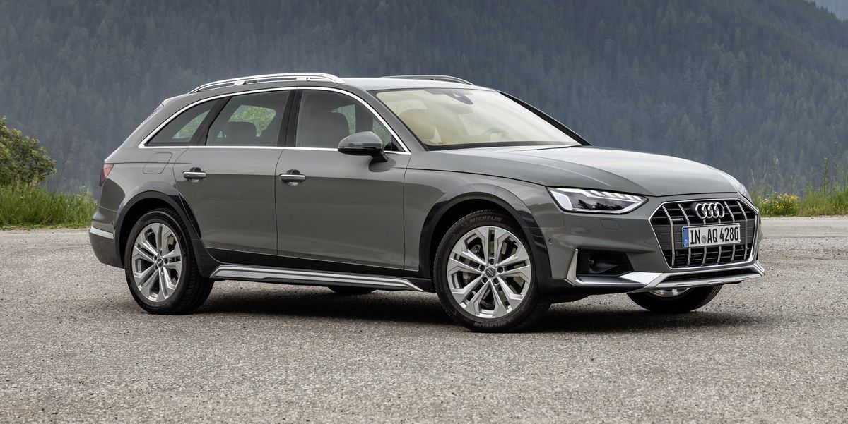 Image of AUDI ALLROAD