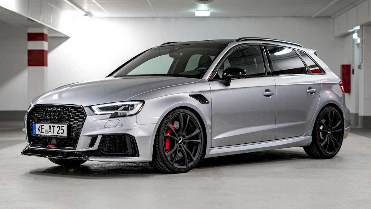 Image of AUDI RS3