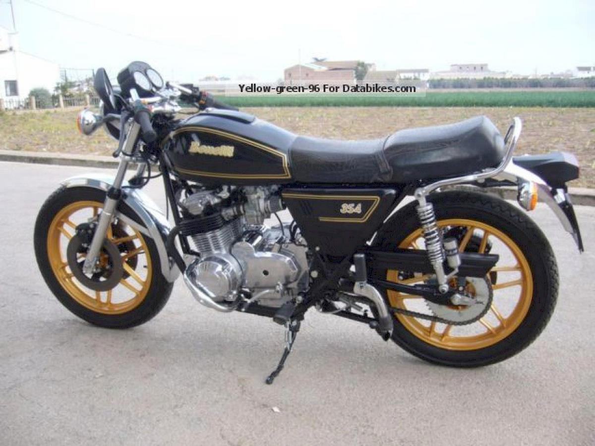 Image of BENELLI 354 T