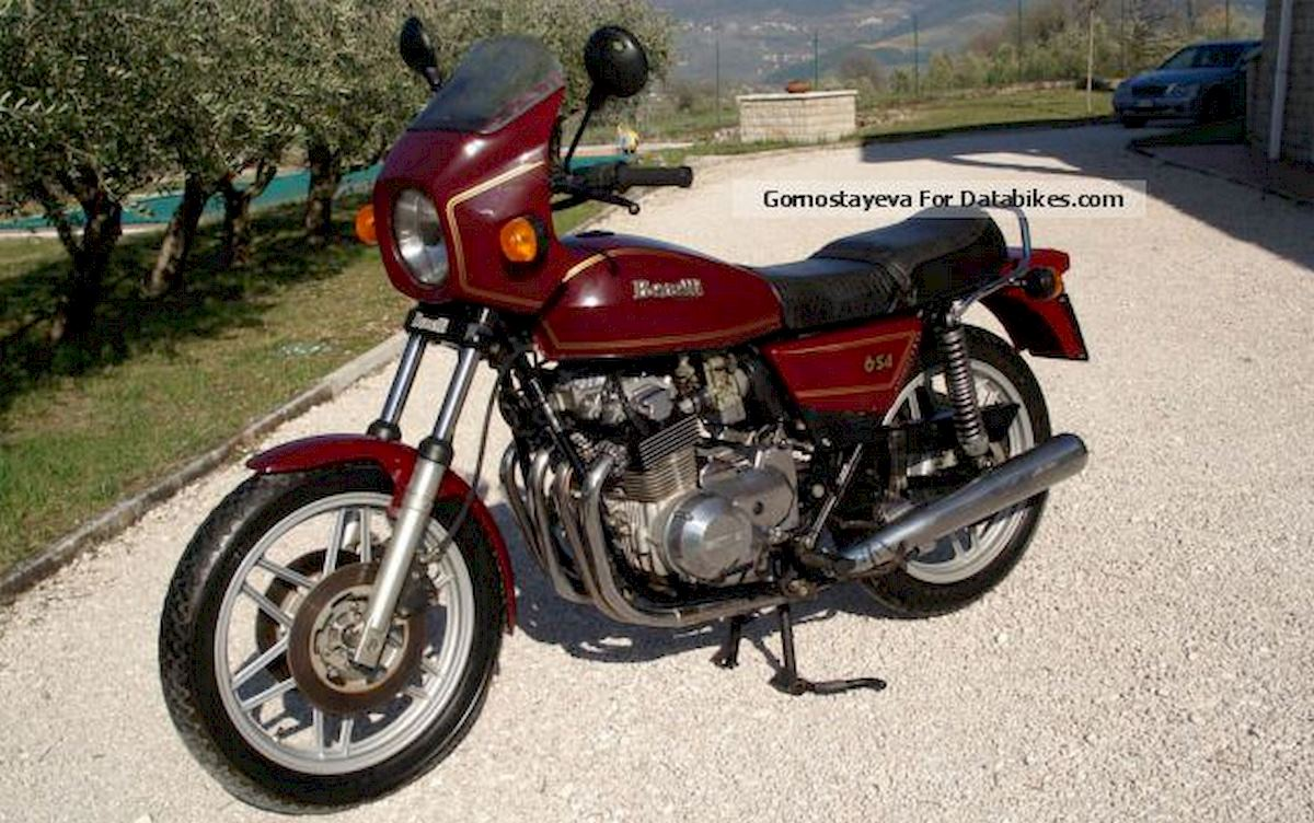 Image of BENELLI 654 T