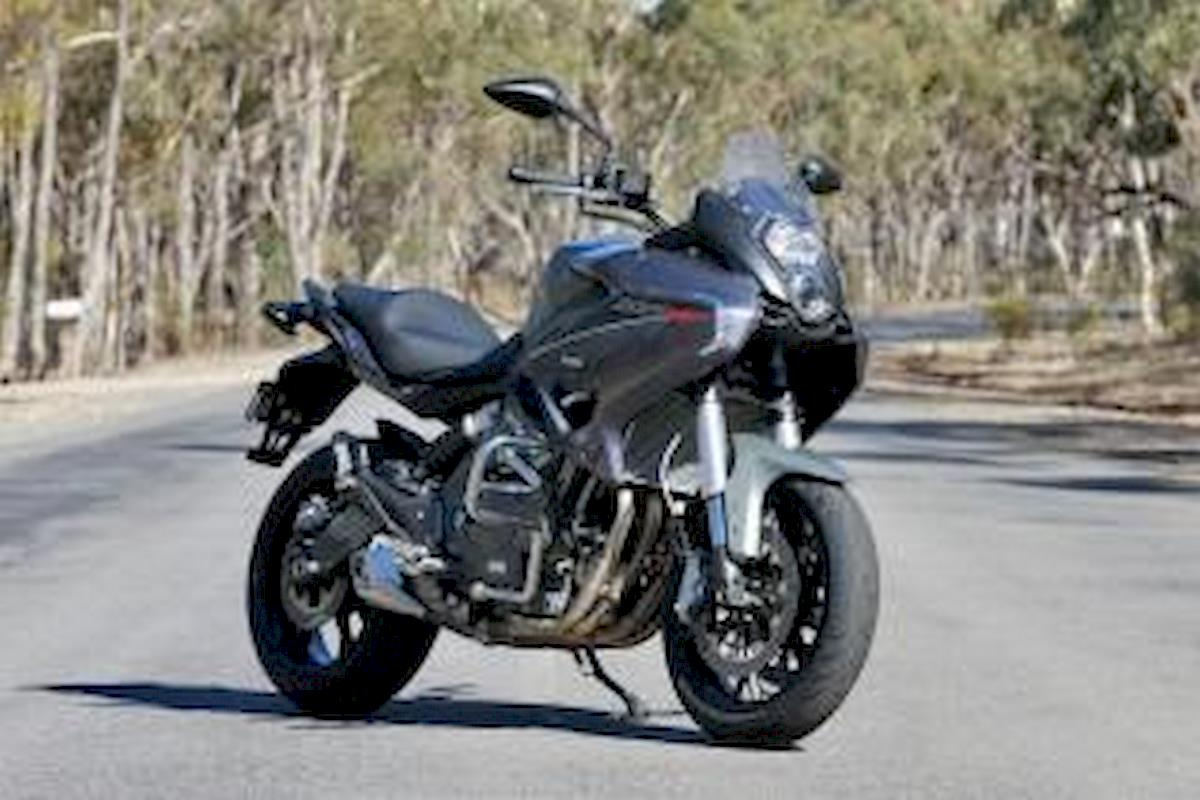 Image of BENELLI BN 600 GT
