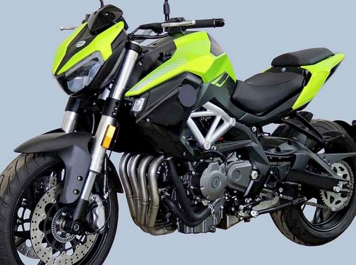 Image of BENELLI BN 600 I