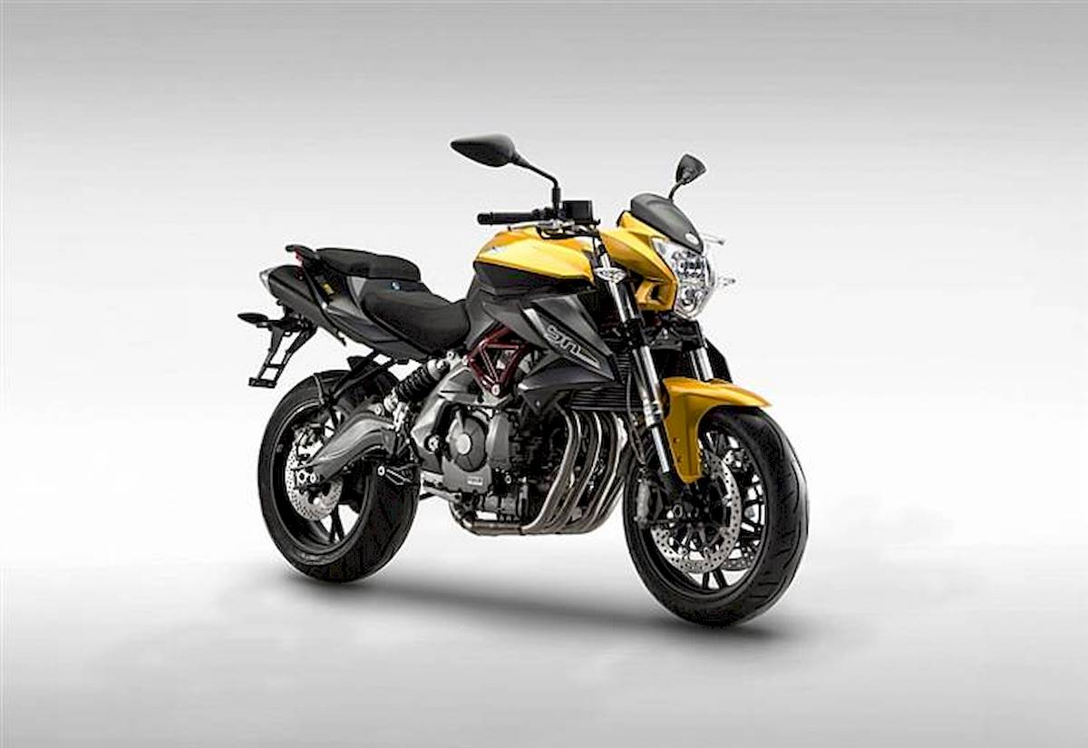 Image of BENELLI BN 600 R