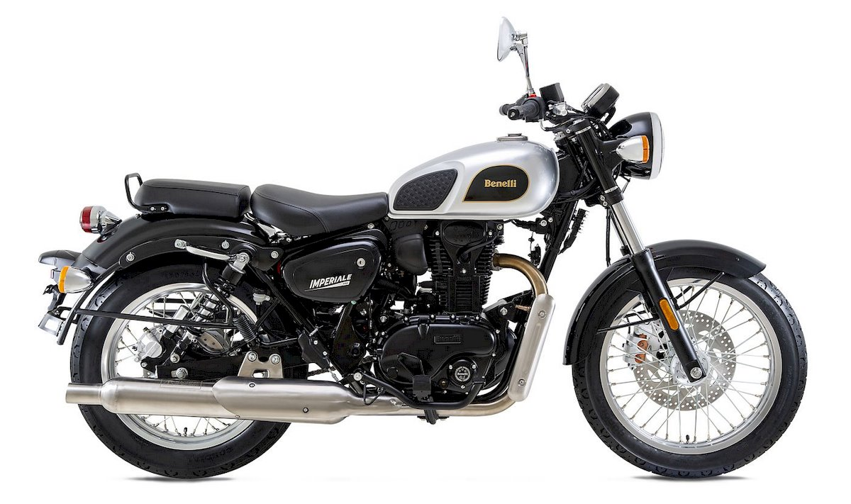 Image of BENELLI IMPERIALE 400