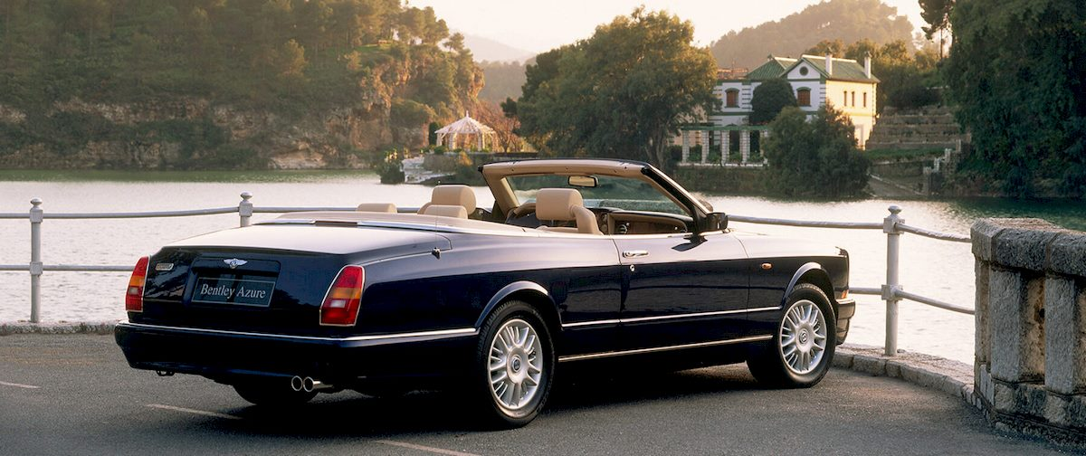 Image of BENTLEY AZURE
