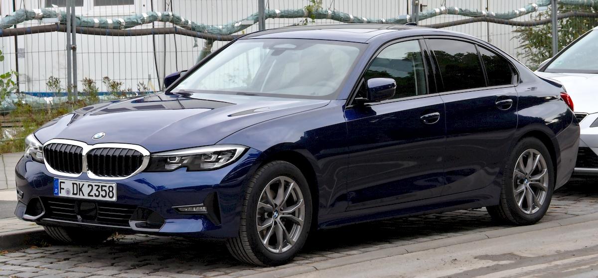 Image of BMW 3-SERIES