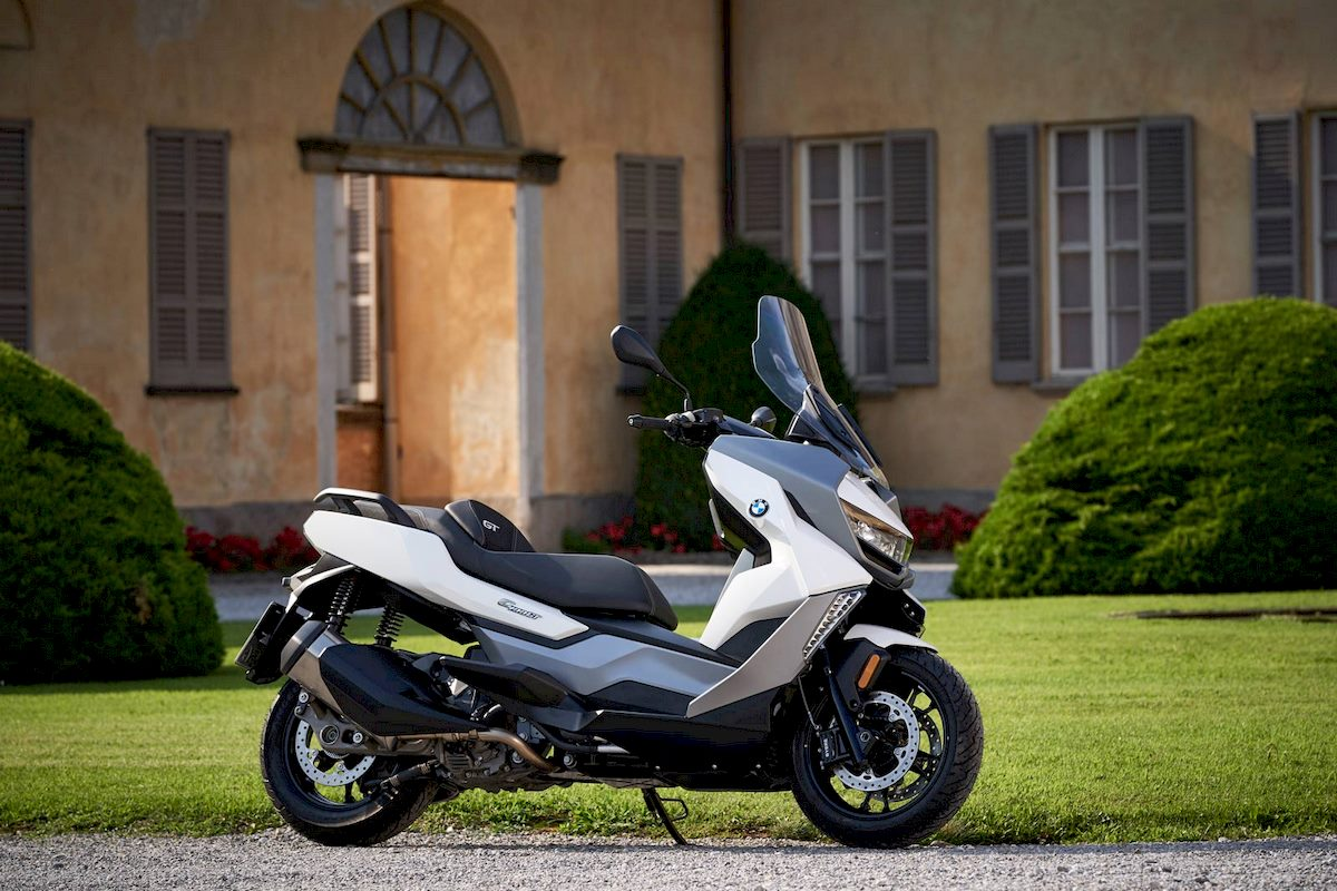 Image of BMW C 400 GT