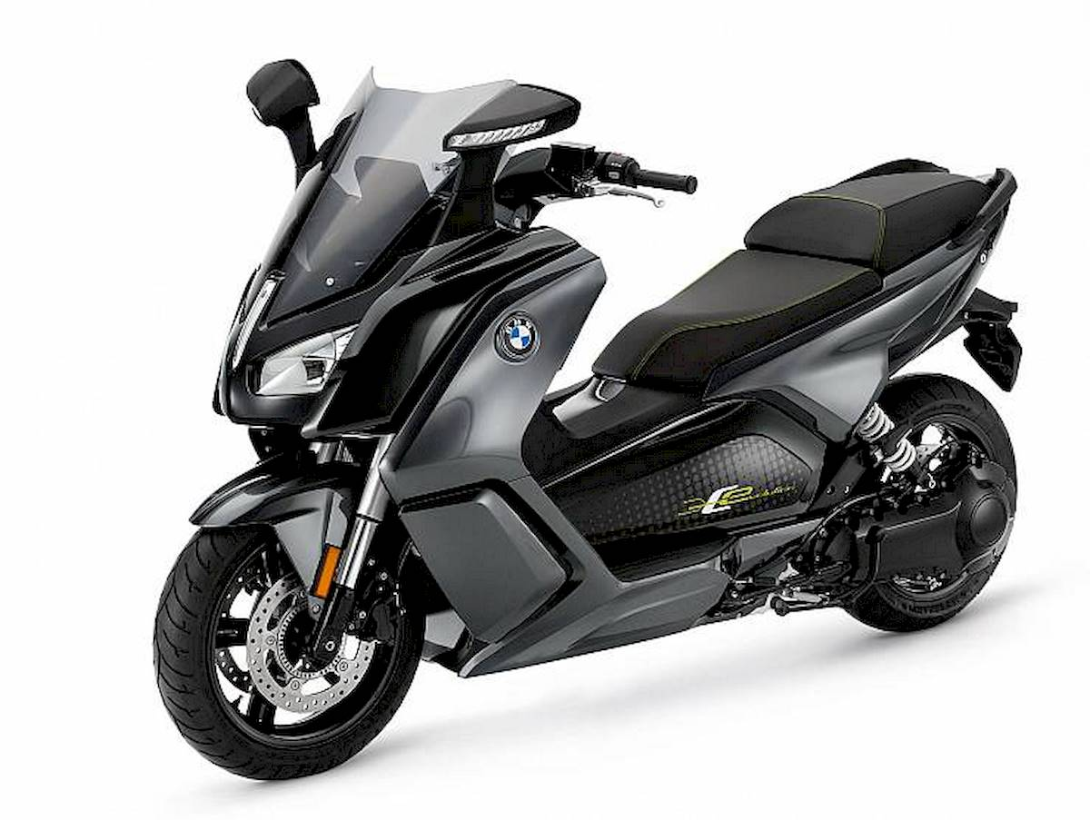 Image of BMW C EVOLUTION