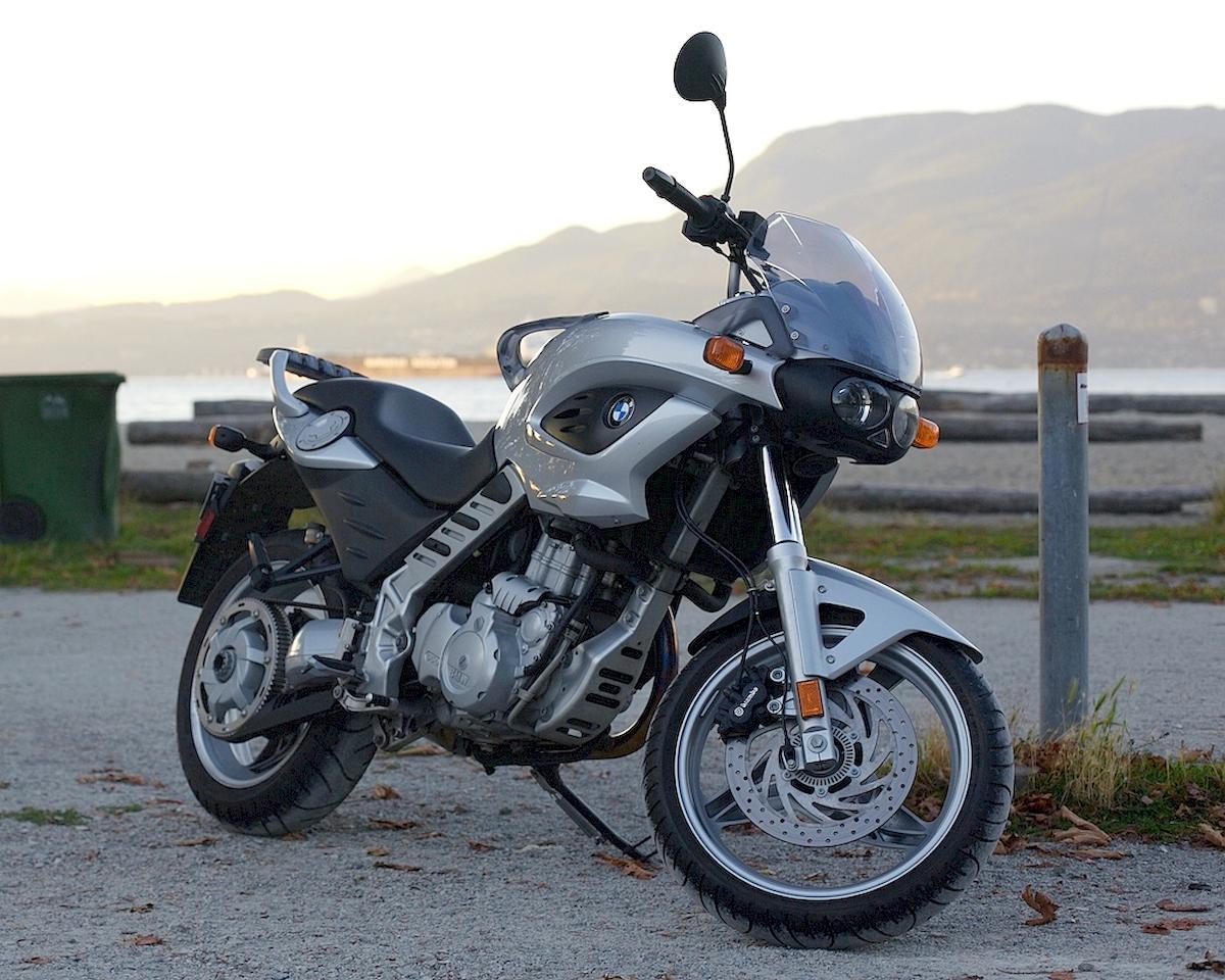 Image of BMW F 650 CS