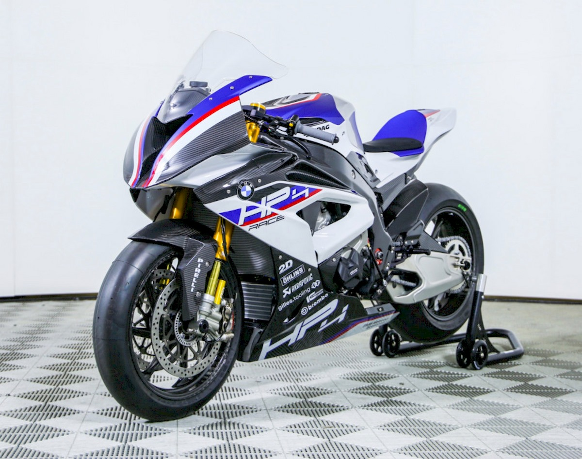Image of BMW HP4