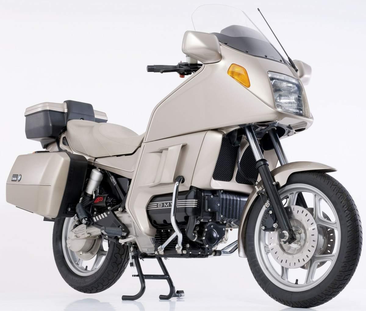 Image of BMW K 100 LT
