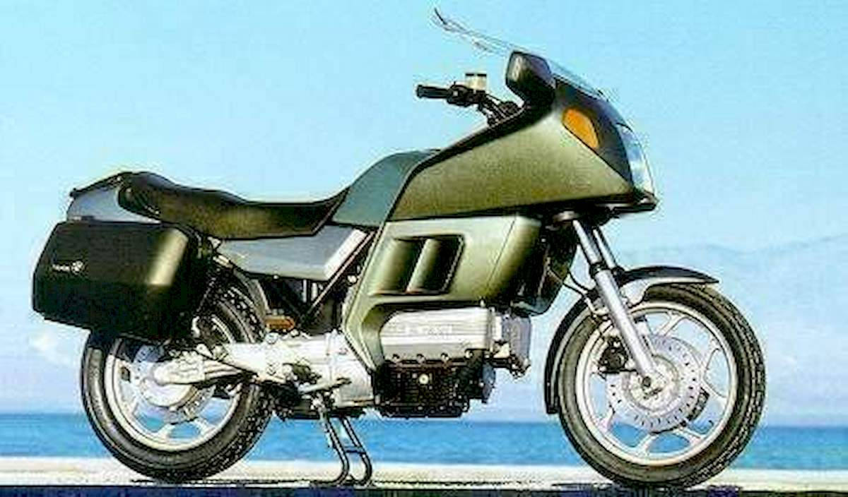 Image of BMW K 100 RT