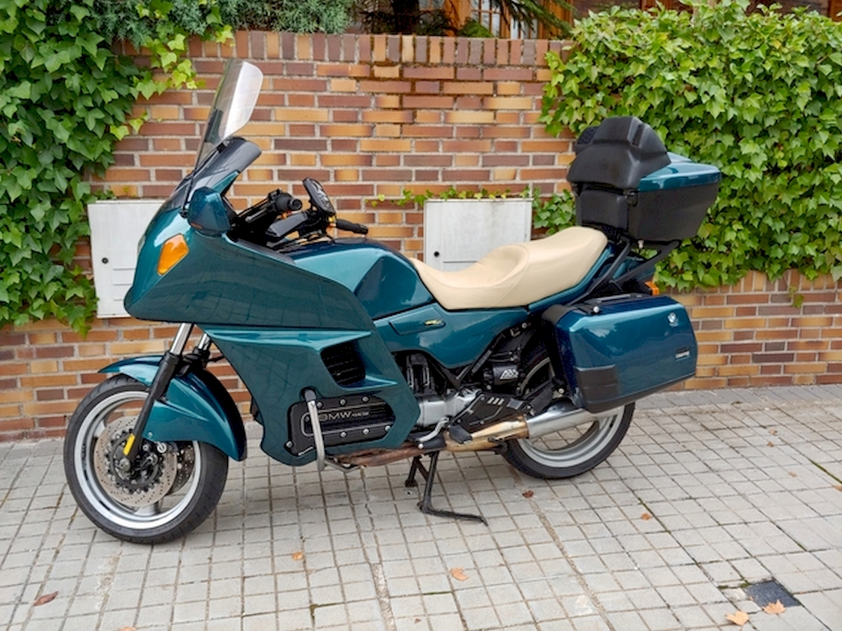Image of BMW K 1100 LT