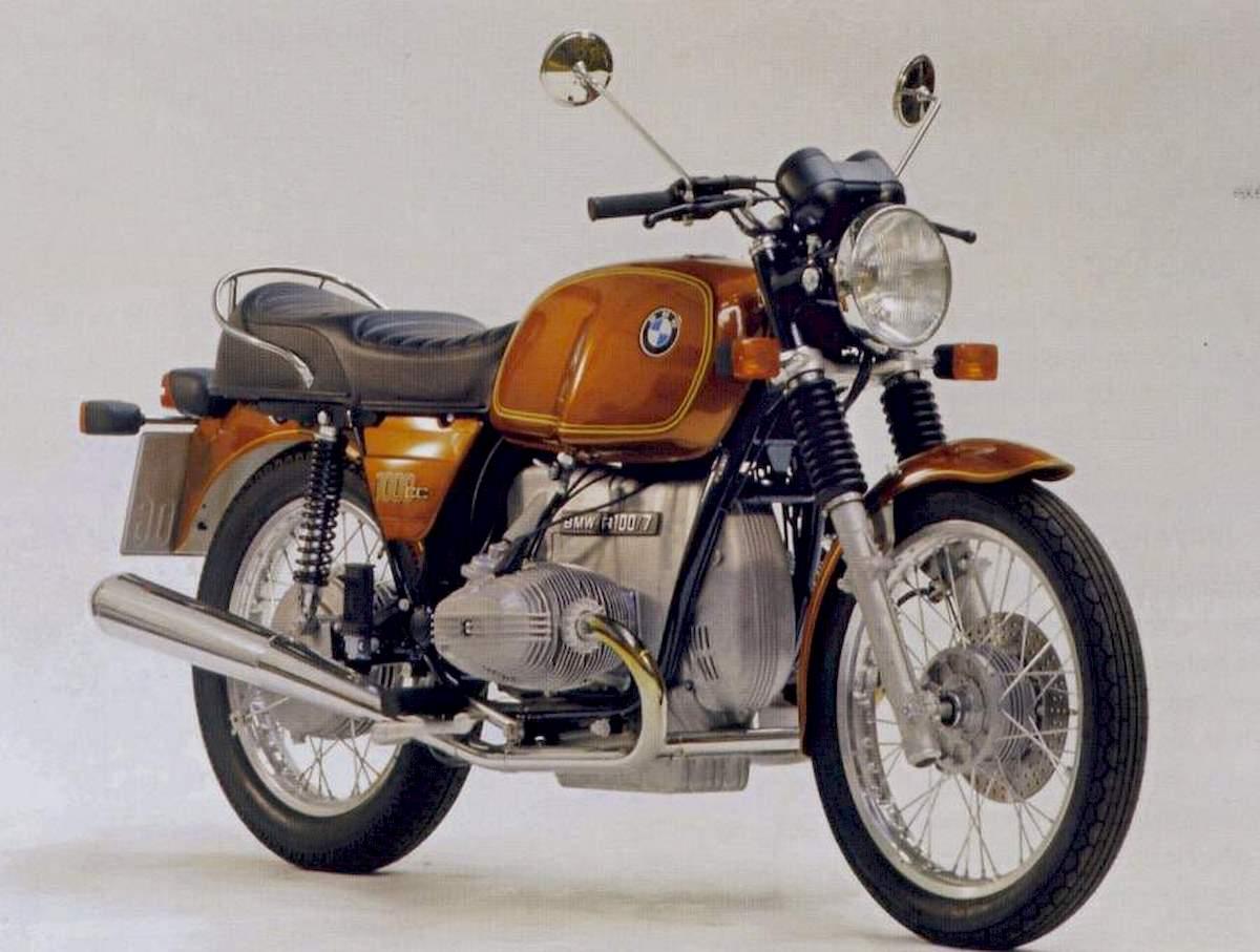 Image of BMW R 100-7