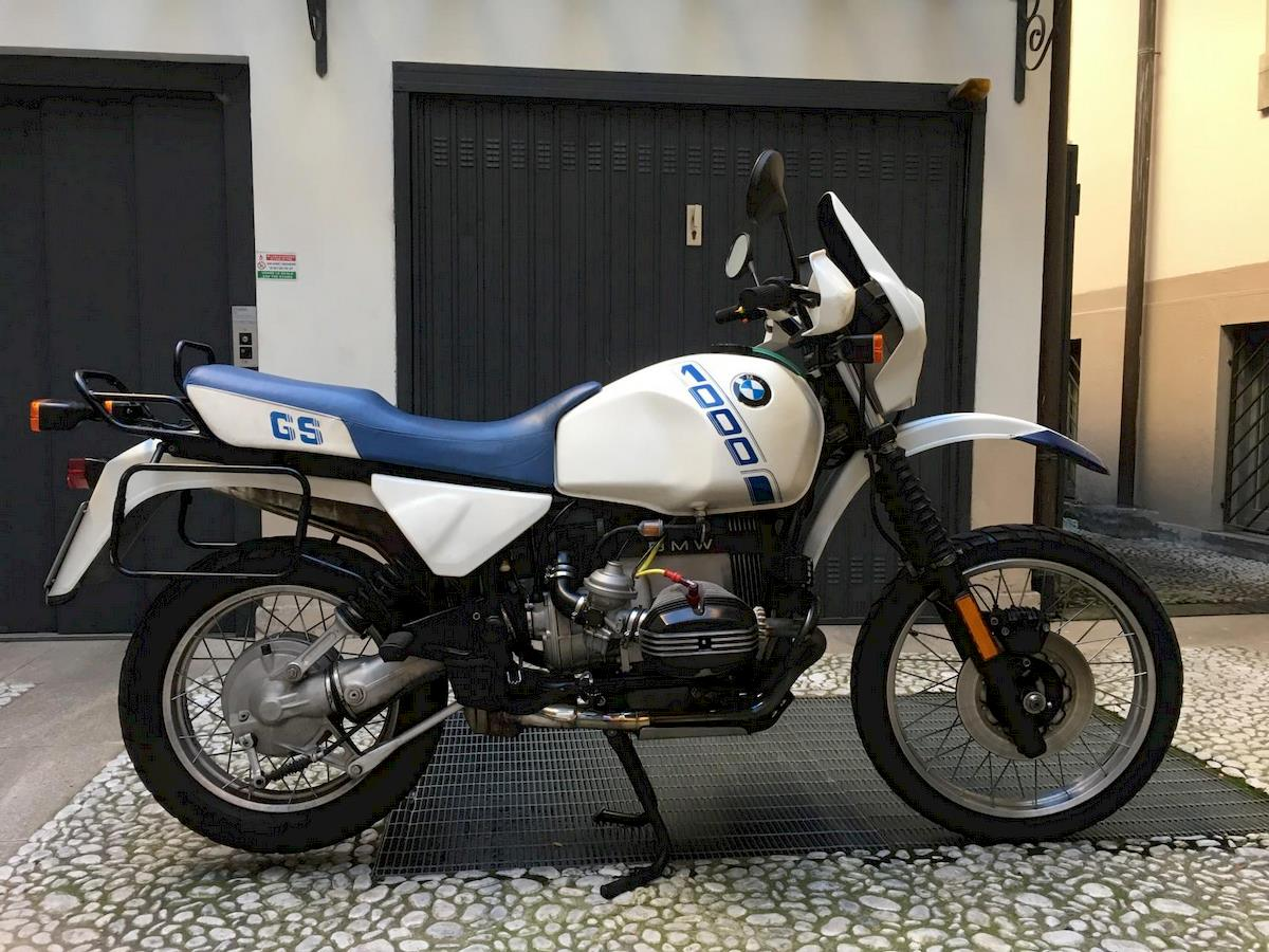 Image of BMW R 100 GS