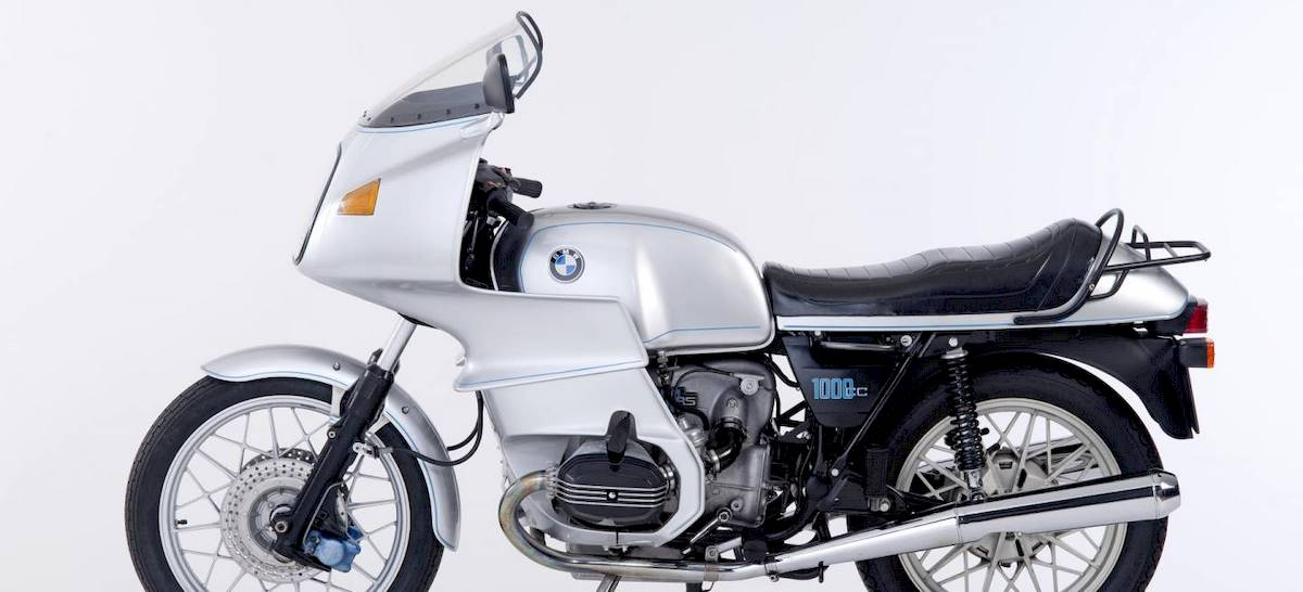 Image of BMW R 100 RS
