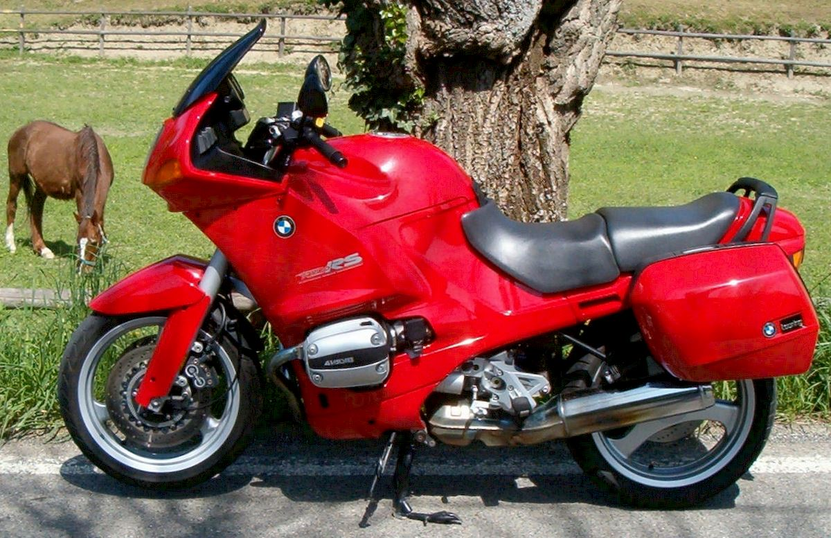 Image of BMW R 1100 RS