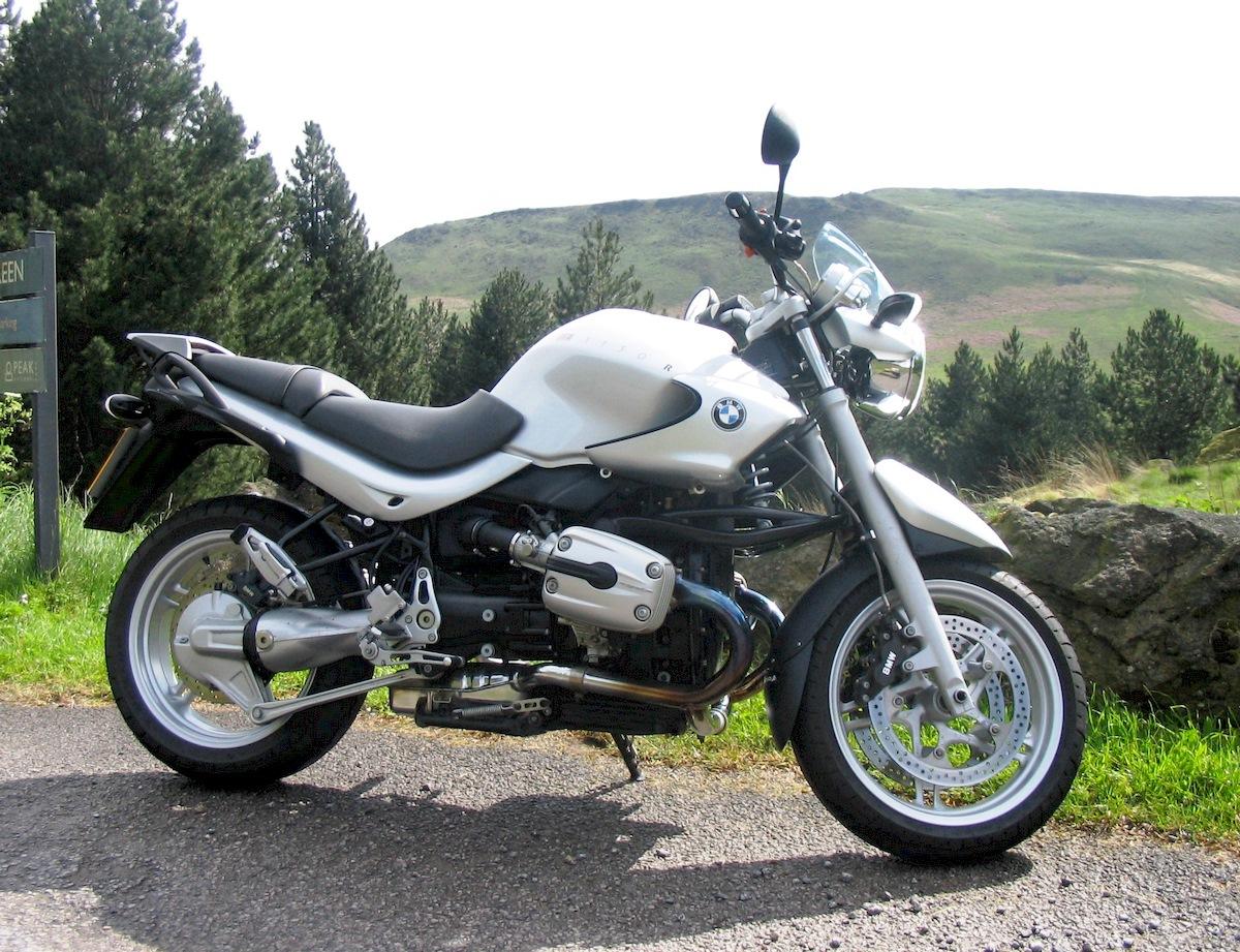 Image of BMW R 1150 R