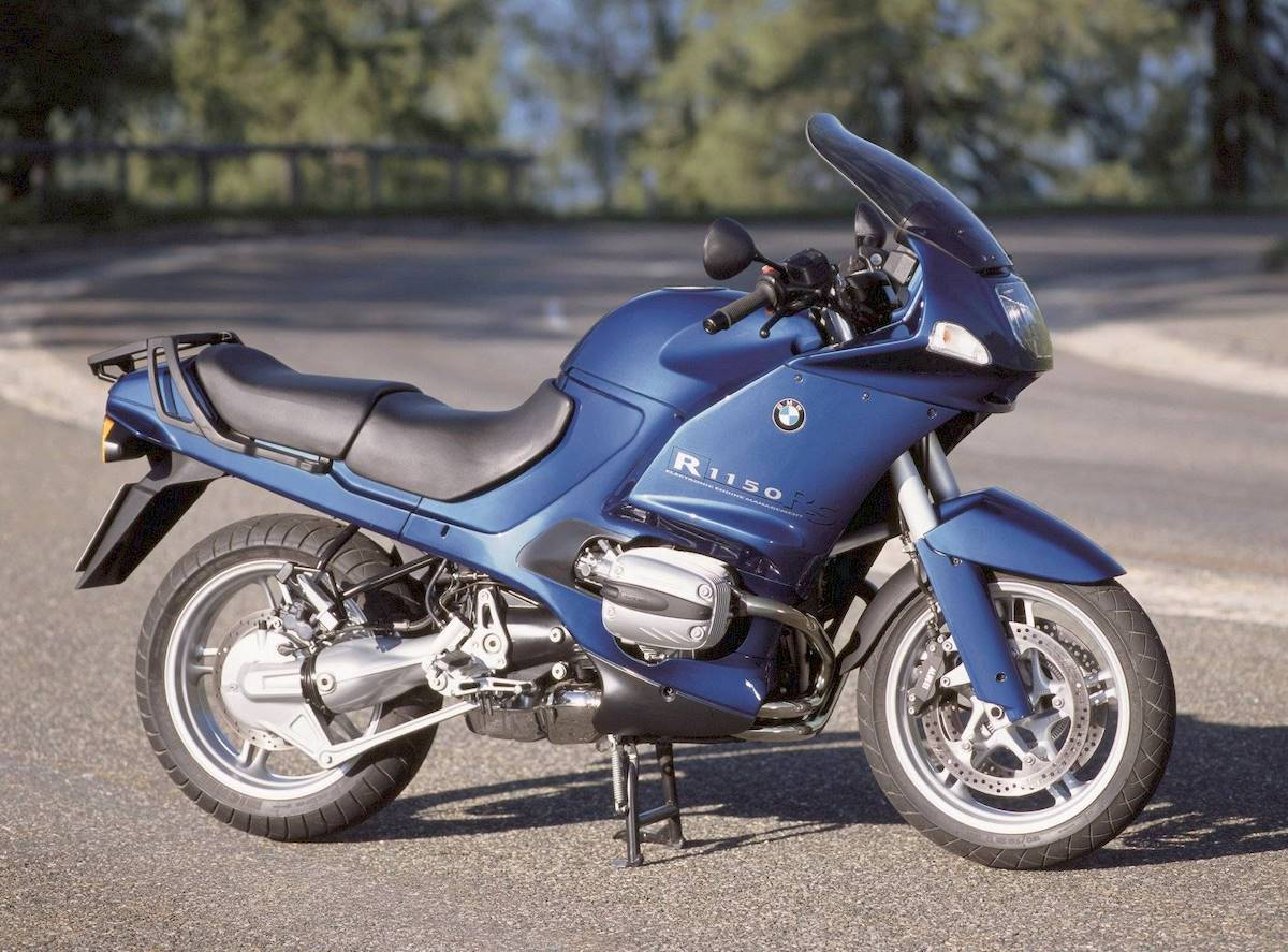 Image of BMW R 1150 RS