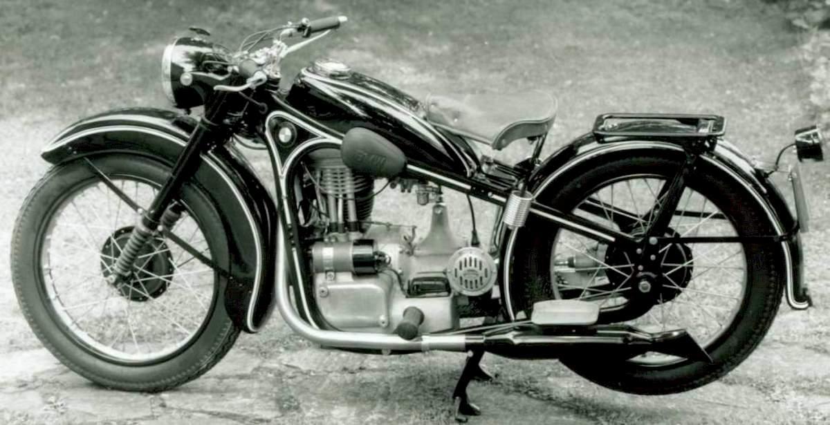 Image of BMW R 35