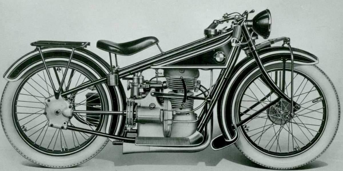 Image of BMW R 39