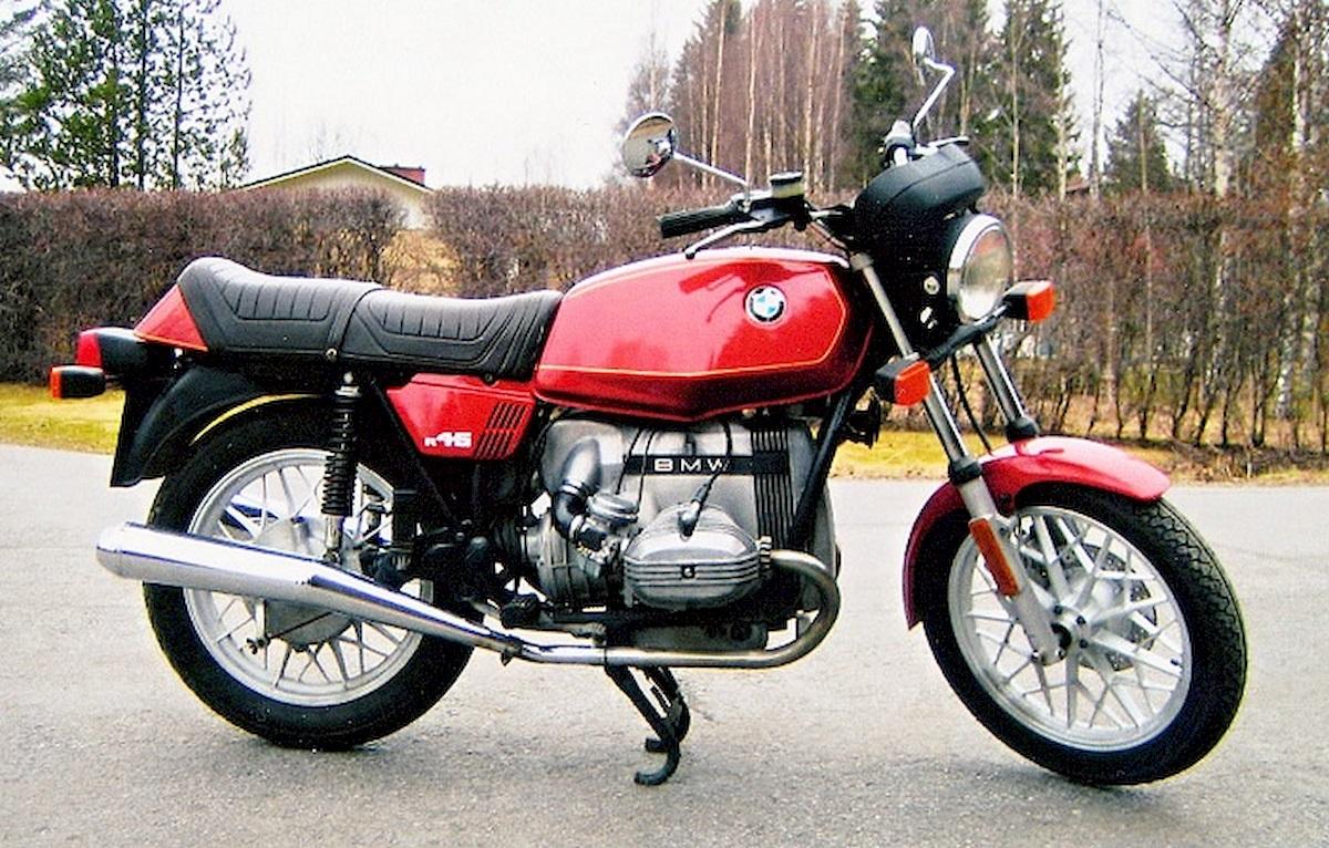 Image of BMW R 45