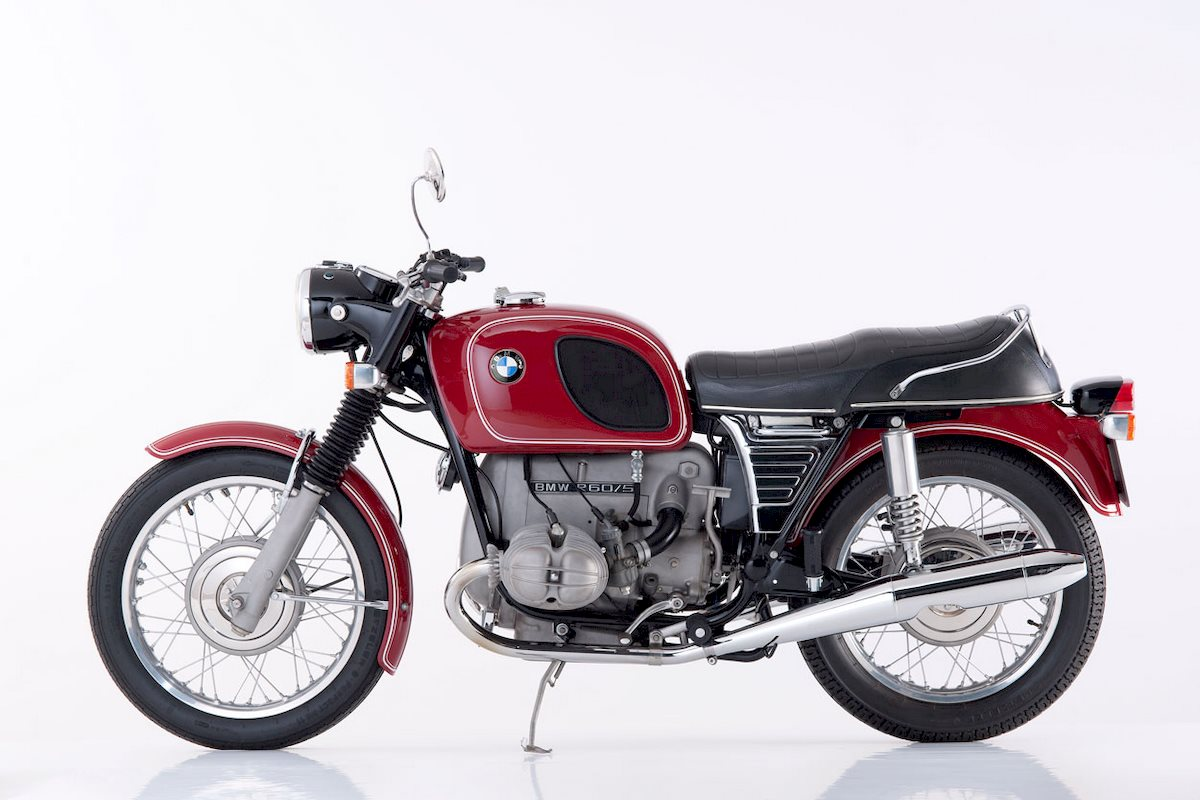 Image of BMW R 50 OS