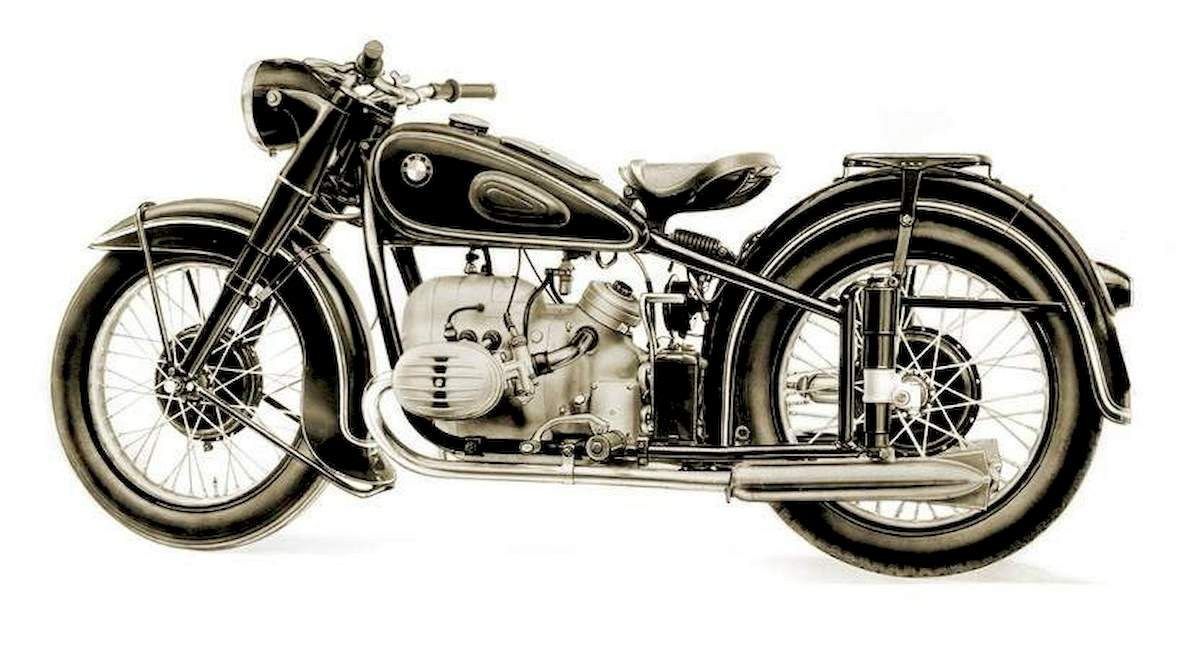 Image of BMW R 51-2