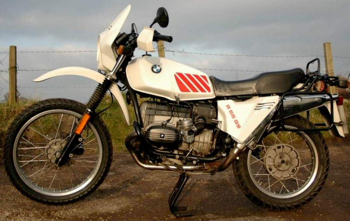 Image of BMW R 65 GS