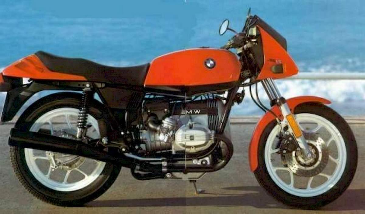 Image of BMW R 65 LS