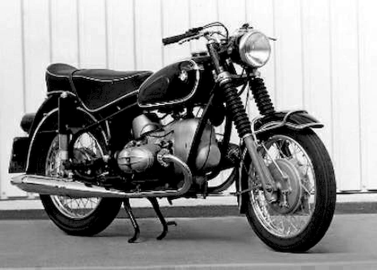 Image of BMW R 69 US