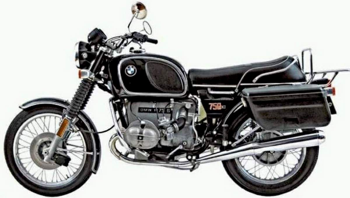 Image of BMW R 75-6