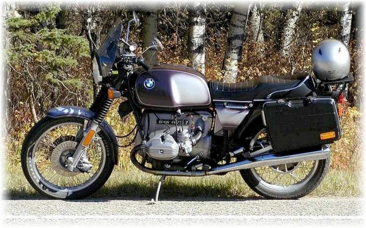 Image of BMW R 75-7