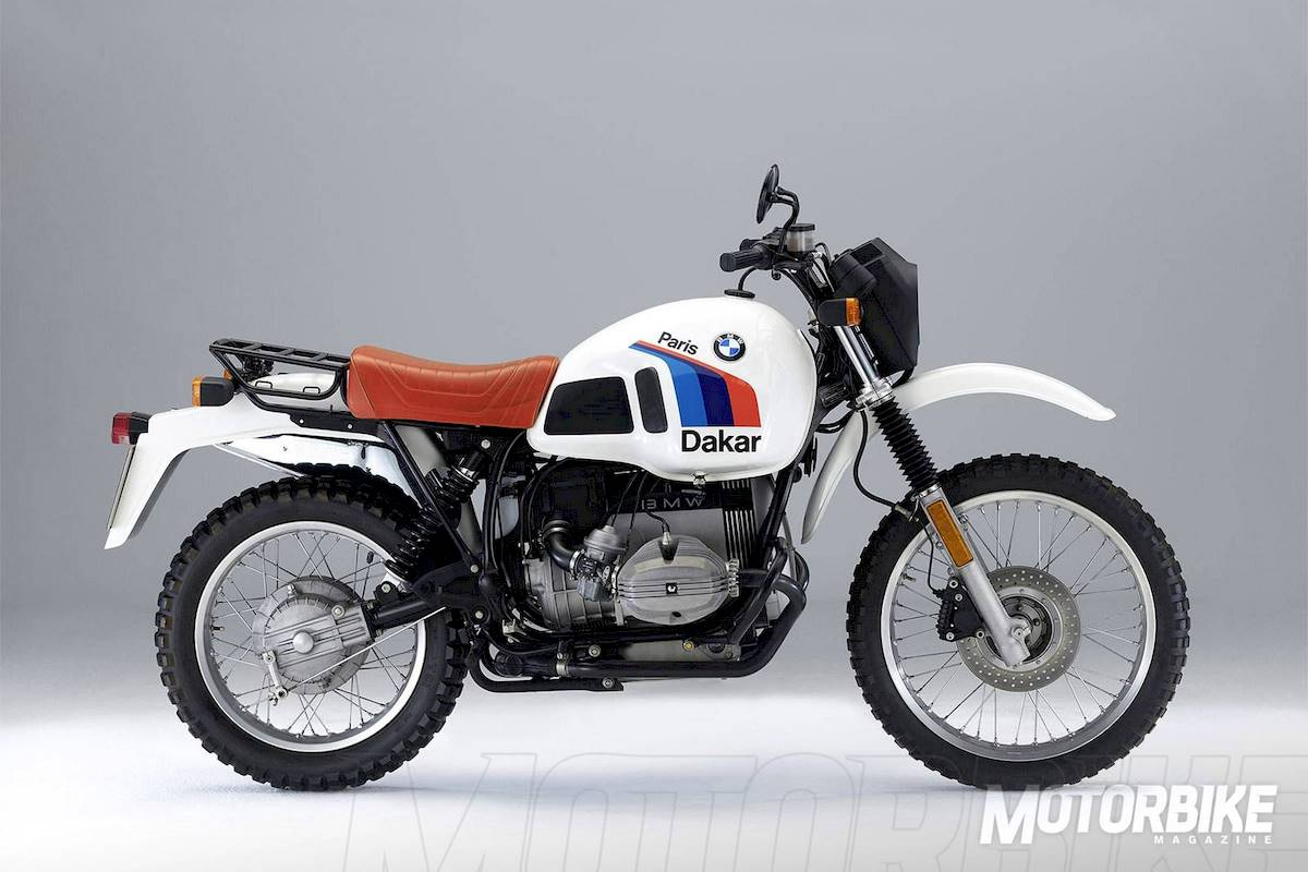 Image of BMW R 80 GS