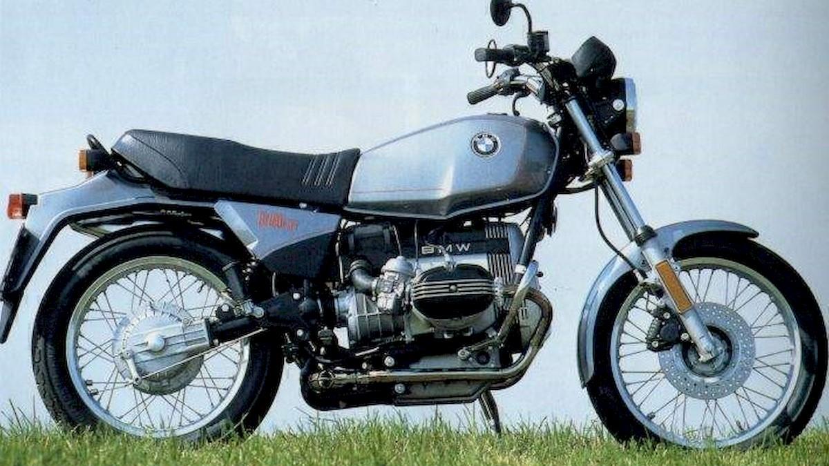 Image of BMW R 80 ST