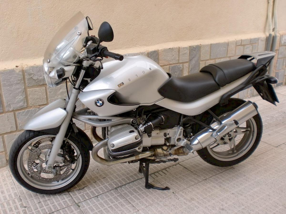 Image of BMW R 850 R