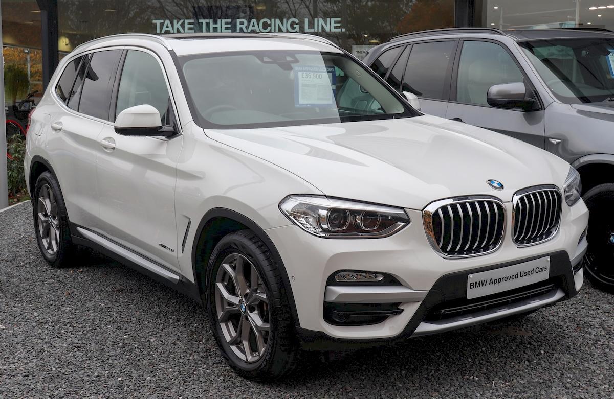 Image of BMW X3