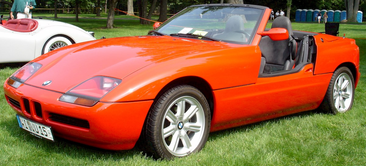 Image of BMW Z1