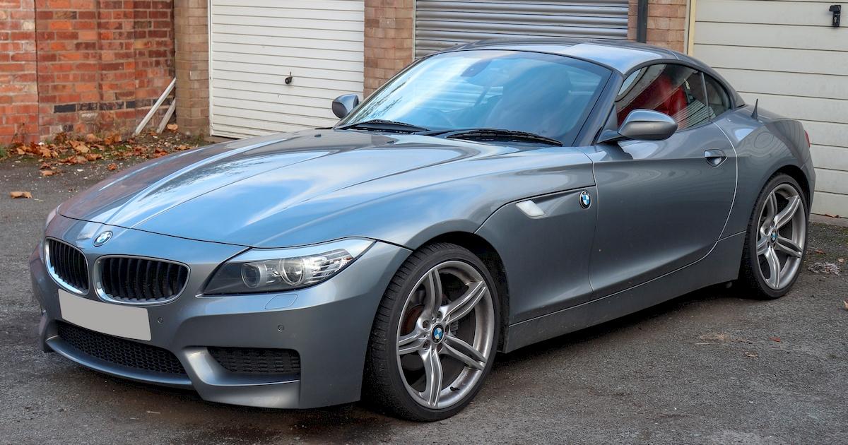 Image of BMW Z4-E89
