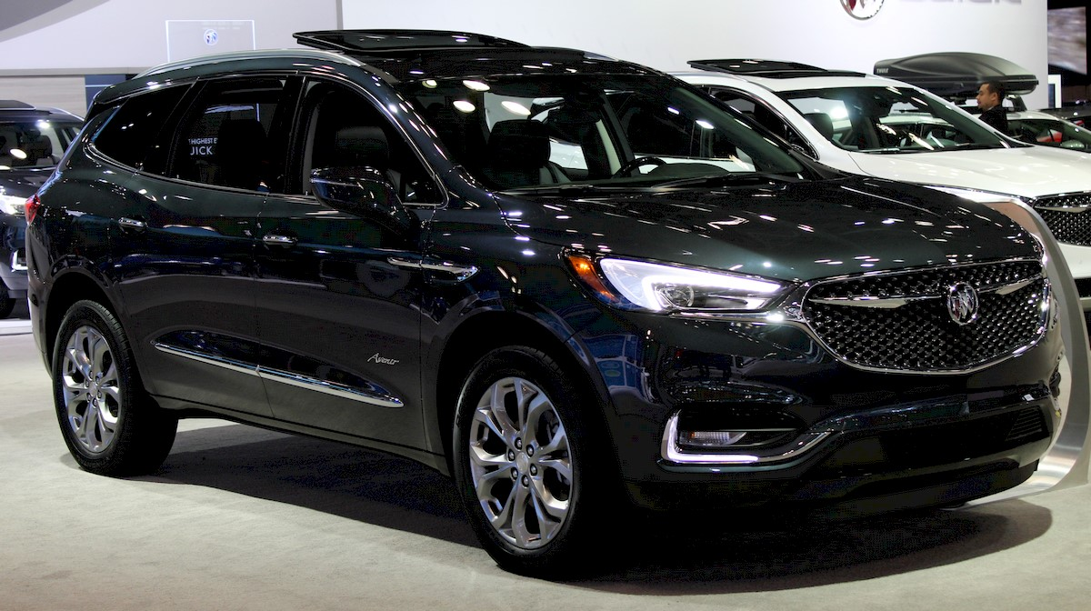 Image of BUICK ENCLAVE
